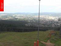 Ski areál Ještěd - live webcam