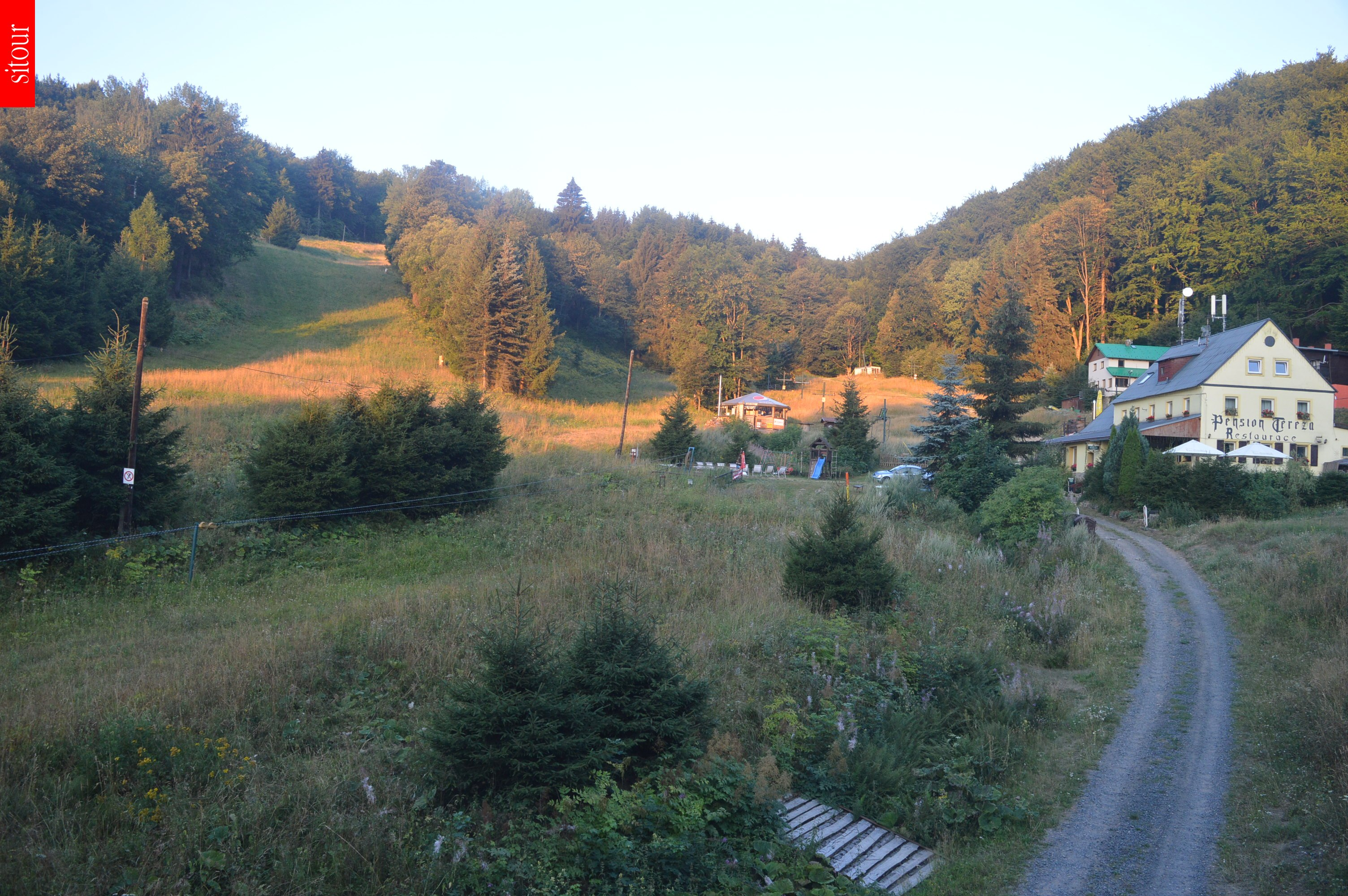 Webcam Ski Resort Telnice Ore Mountains