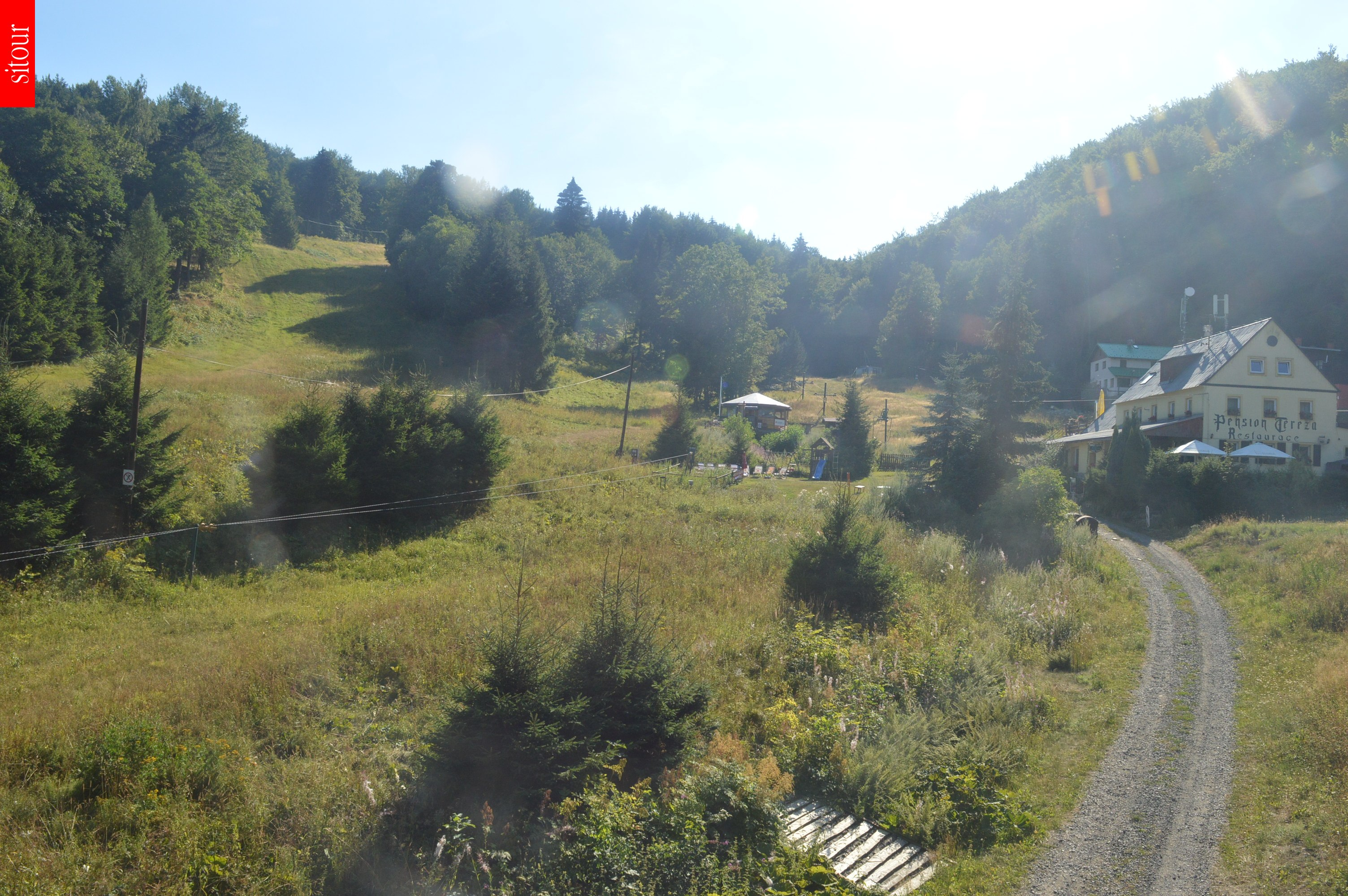 Ski Areal Telnice Webcam