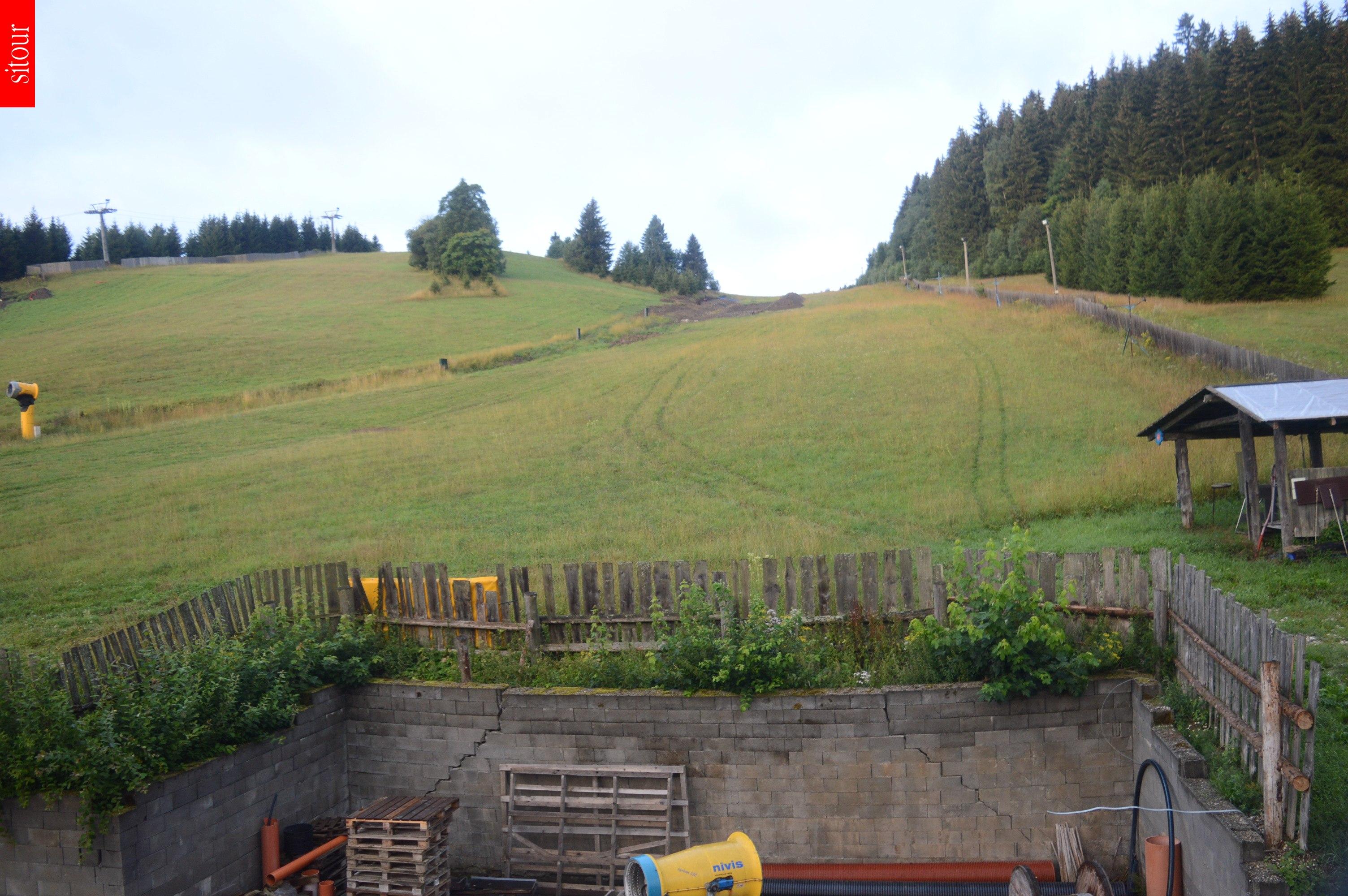Webkamera - Ski areál Branná
