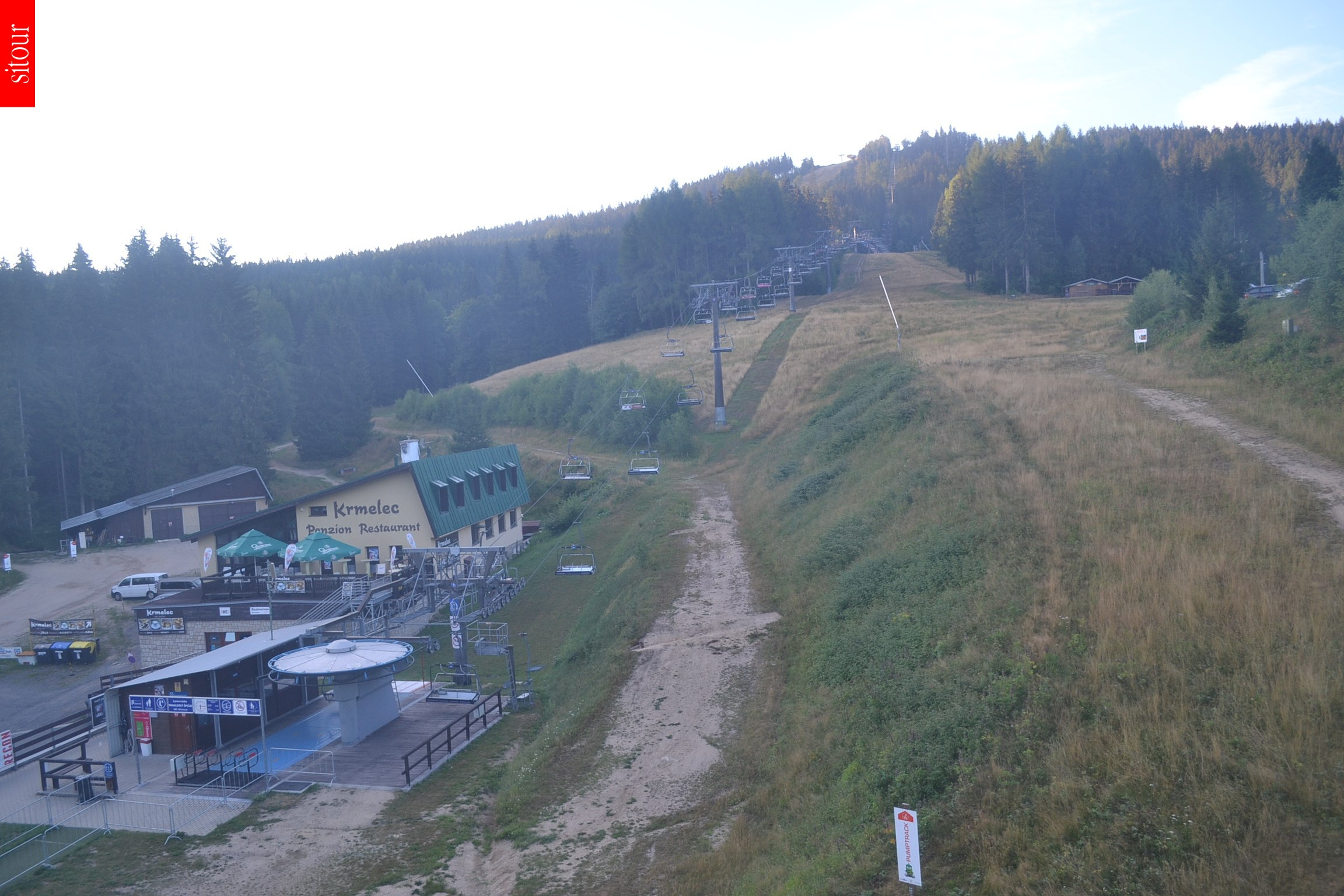 Webcams Skigebiet Spicak