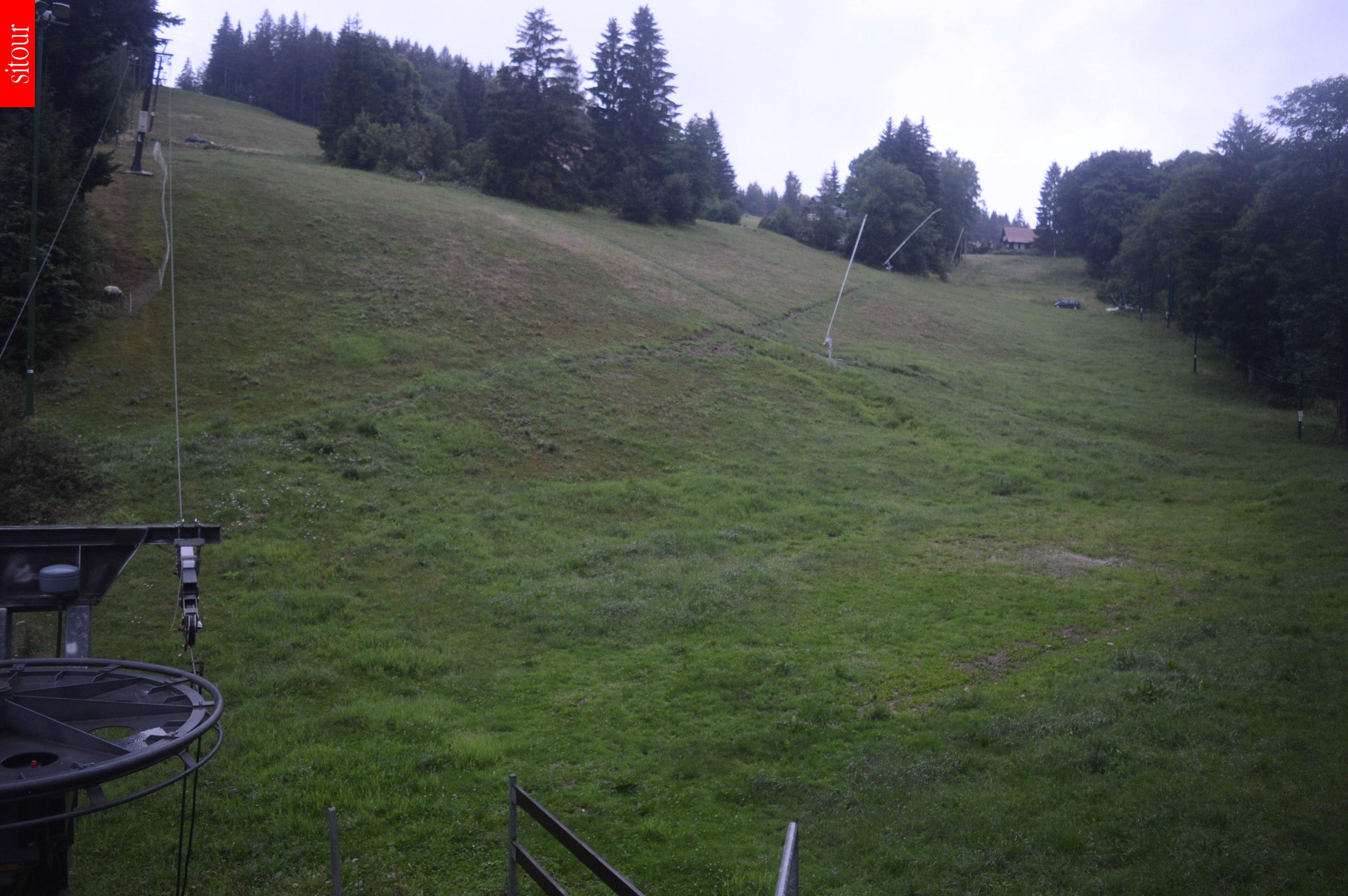 Webkamera - Ski areál Černá Říčka